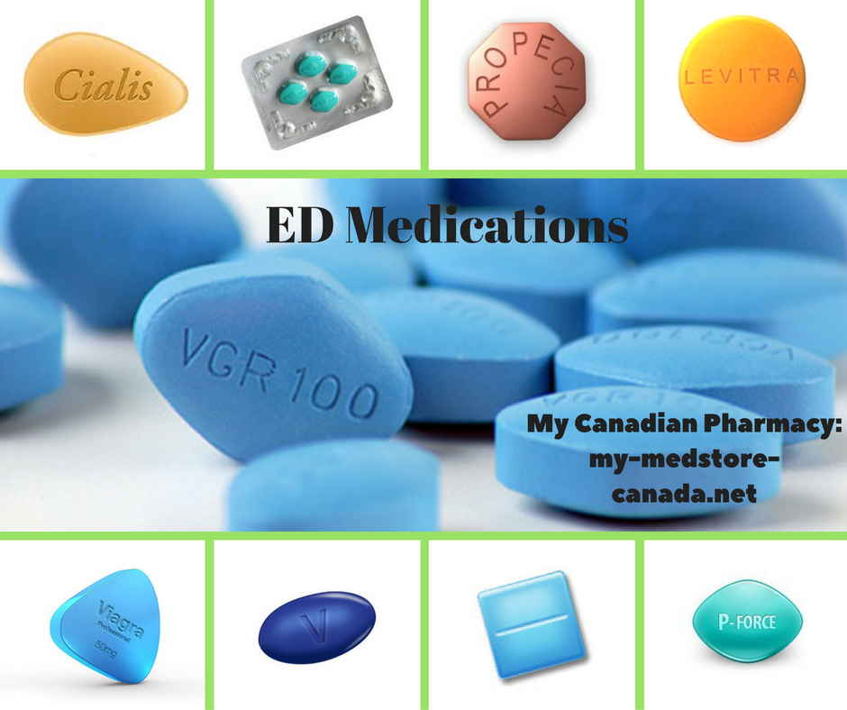ED Medications