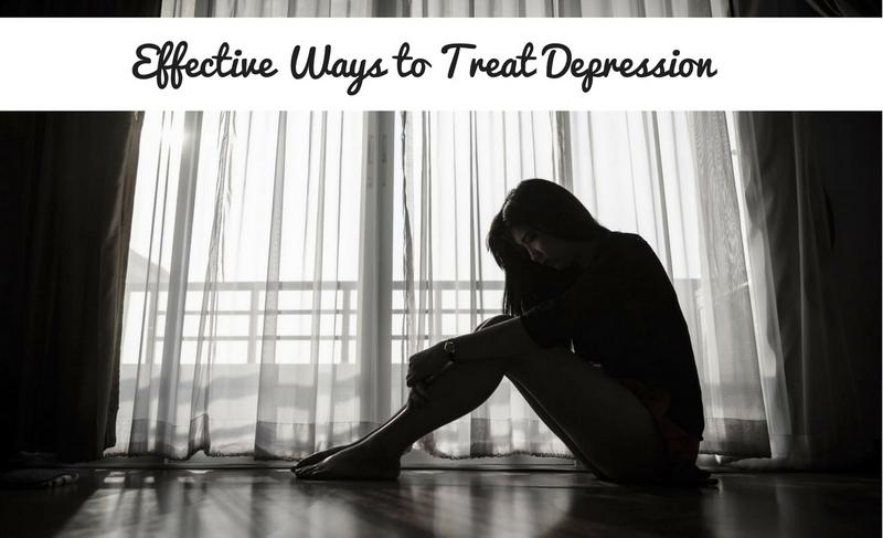 Effective Ways to Treat Depression